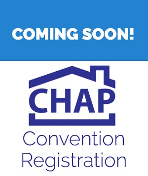 CHAP Convention Registration Coming Soon!